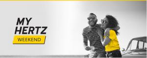 My Hertz Weekend launches in new European markets | News