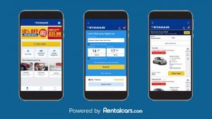 Ryanair partners with Rentalcars.com   News